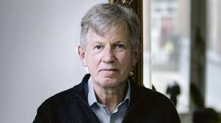Hans Achterhuis: 'Luuk van Middelaar doet denken aan Machiavelli en Tocqueville.' (FOTO WERRY CRONE, TROUW) Beeld