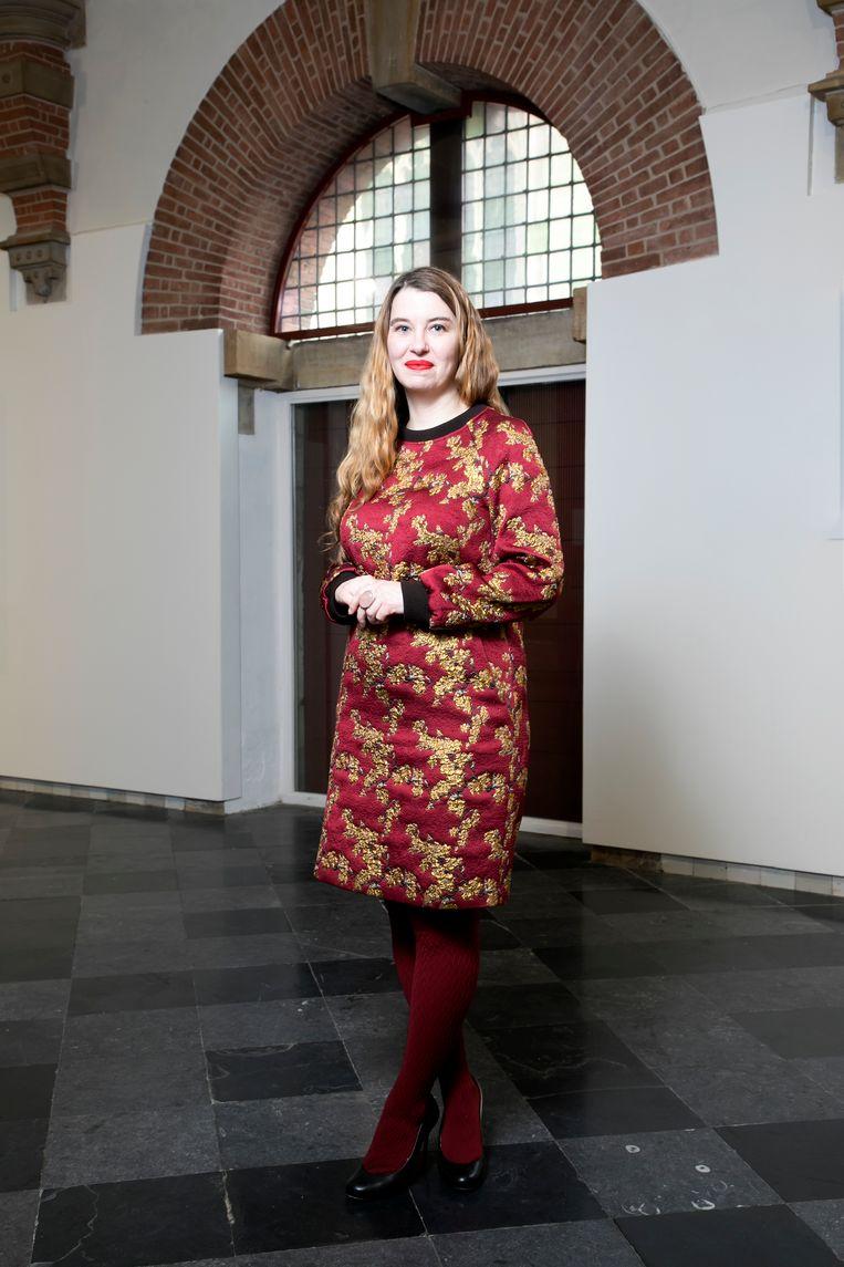 Ann Demeester Beeld Judith Jockel
