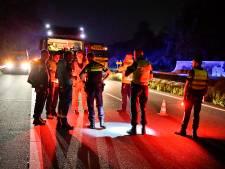 Voetganger overleden na aanrijding op snelweg bij Veldhoven