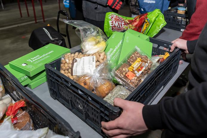 Eén van de dingen waarbij het PAK-bestuur betrokken is geweest, is de komst van de voedselbank in Goes.