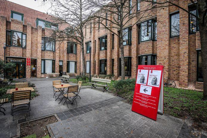 Brugge zoekt een uitbater voor het lees- en cultuurcafé.