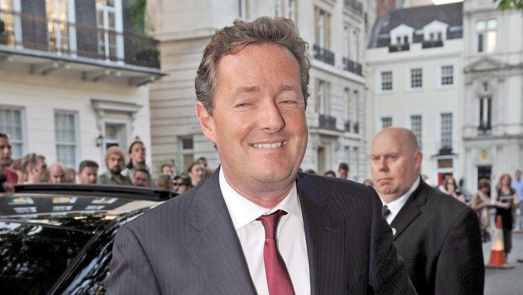 Piers Morgan. Beeld epa