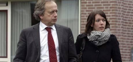 Babygeluk voor oud CDA-er Henk Bleker (63) en Barbara (32)