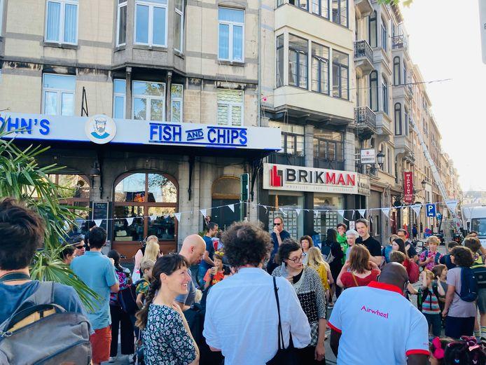 De burgerbeweging Filter Café Filtré ijvert voor betere luchtkwaliteit.