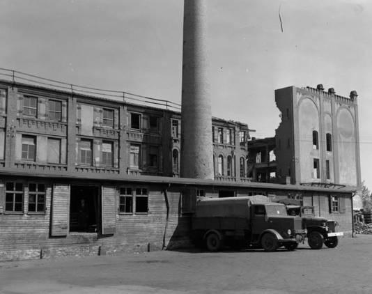 De bakkerij waar de Joodse samenzweerders de broden bakten en vergiftigden.