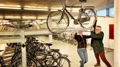 """N-VA Leuven: """"Drie tips om nieuwe fietsenparking onder Martelarenplein gebruiksvriendelijker te maken"""""""