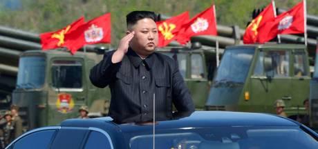 Raket Noord-Korea geland in Japanse Zee