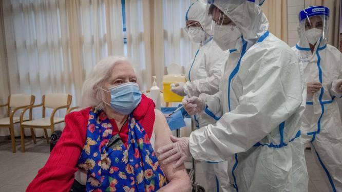 Ook al zijn alle rusthuisbewoners eind februari gevaccineerd: bezoek blijft beperkt eerste weken en maanden