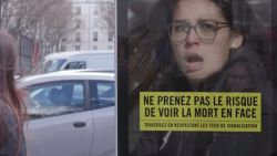 Frans 'schokverkeerslicht' verovert Europa