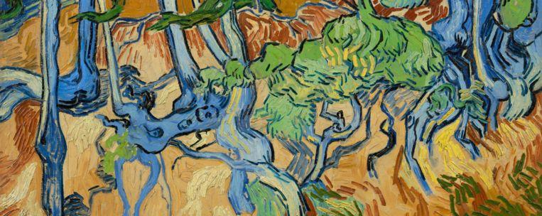 Vincent van Gogh (1853 - 1890), Auvers-sur-Oise, juli 1890. Beeld Van Gogh Museum