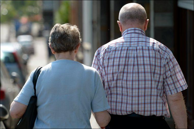De pensioensplit moet de pensioenkloof dichten. Beeld Photo News