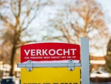 Huizenprijzen stijgen het meest in twee jaar tijd