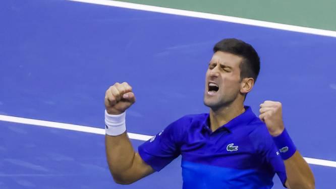 Novak Djokovic domine Zverev et reste en course pour le Grand Chelem calendaire