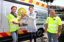 Dankzij geld van DierenLot kreeg het Dordtse asiel Louterbloemen al twee Dierenambulances tot haar beschikking.