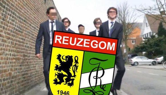 Le blason du cercle Reuzegom