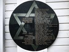 Duizend euro 'ereschuld' voor namen Joden uit Kampen op Nationaal Holocaustmonument