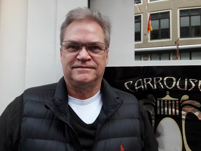 Horeca-ondernemer Jan van Son.