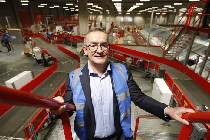 Jean-Paul Van Avermaet est le nouveau CEO de bpost.