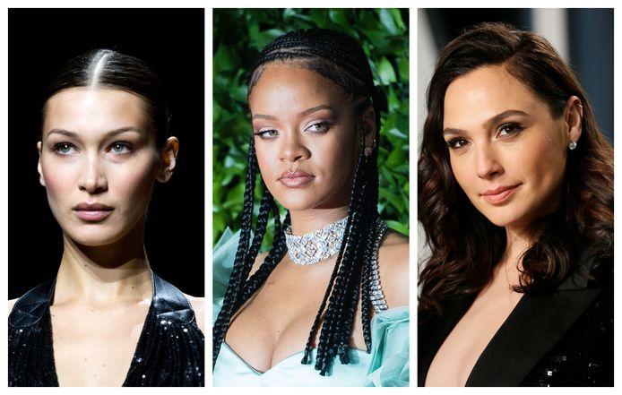 Bella Hadid, Rihanna en Gal Gadot hebben zich al uitgesproken over het conflict in de Gazastrook