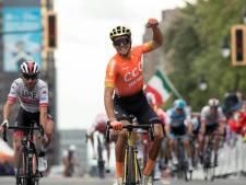 Van Avermaet juicht in GP Montréal na chaotische finale