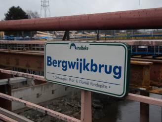Afbraak Bergwijkbrug week uitgesteld: R4 tussen Merelbeke en Gent blijft dit weekend open