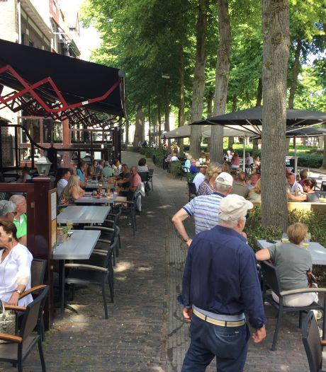 Ruim baan voor de terrassen in Hilvarenbeek en Oisterwijk vanaf volgende week