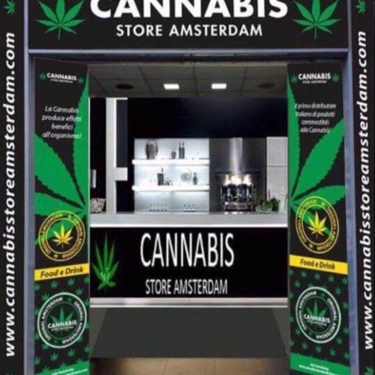 null Beeld Facebook/Cannabis Store Amsterdam