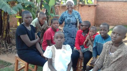 Sint-Barbaracollege steunt straatkinderenproject in Burundi