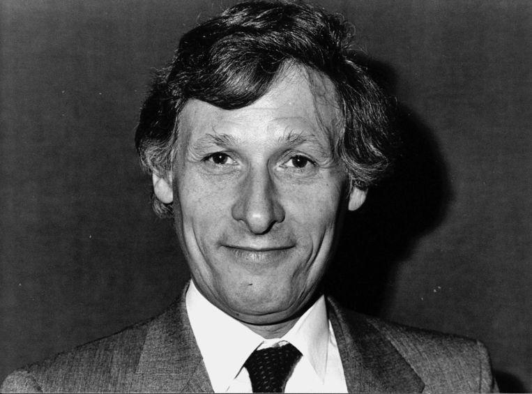 Simon Levie (1975-1989). Beeld Rijksmuseum