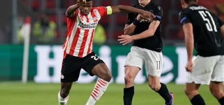 Dumfries looft wederopstanding PSV tegen PAOK: 'Slechte eerste helft, fantastische tweede helft'