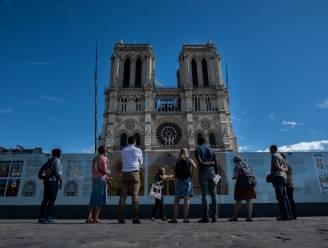 Zes miljoen euro nodig om interieur van Notre Dame te vernieuwen