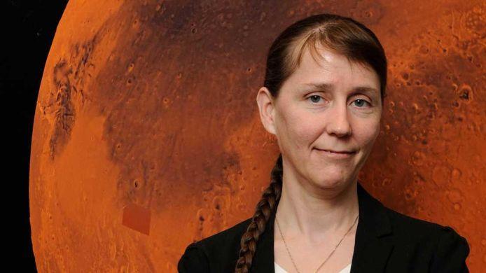 Catherine Conley vult de unieke functie sinds 2014 in.