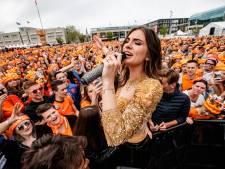 Ruimte voor 12.000 man op Eemplein tijdens Koningsdag- en nacht
