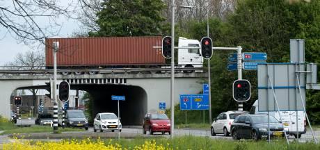 Afrit Grietse Poort bij Zevenaar op slot vanwege werkzaamheden