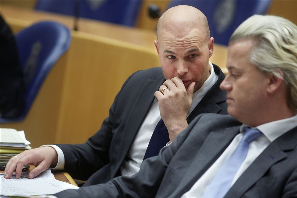 Lange tijd was Joram van Klaveren een prominent PVV-Kamerlid.