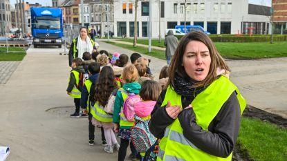 """Op stap in Park Spoor Noord: """"Een granaat op de stoep: leg het maar uit aan je kind"""""""