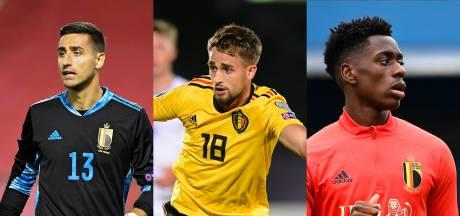 """Fellaini, Verschaeren, Saelemaekers: le onze (alléchant) des Diables """"recalés"""" de l'Euro 2020"""