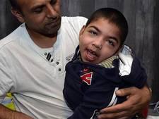 Doodzieke Amir (10) in ernstige toestand naar ziekenhuis gebracht