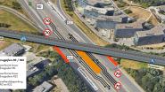 De Werkvennootschap start met bouw drie pijlers voor langverwachte fietsbrug: maand lang hinder op Brusselse ring