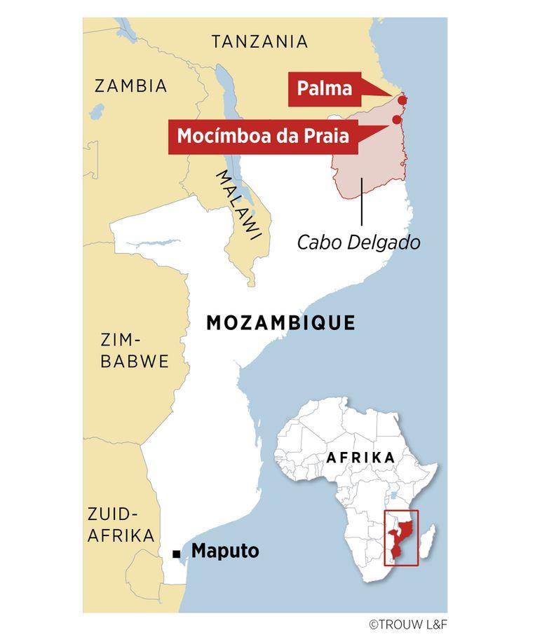 Mozambique Cabo Delgado Beeld Louman & Friso
