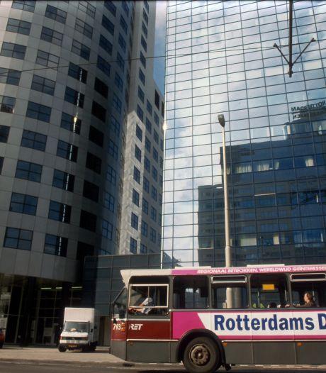 Wat een bijzondere plek! Je voelt, je hoort en je ziet het hart van Rotterdam