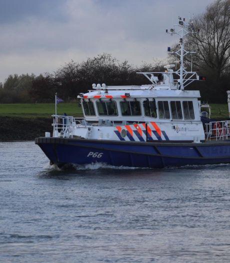 Politie zoekt op IJssel met sonarboten naar vermiste man (51) uit Hengelo (Gld)