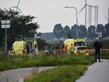Motorrijder overleden bij ongeluk Arnemuiden