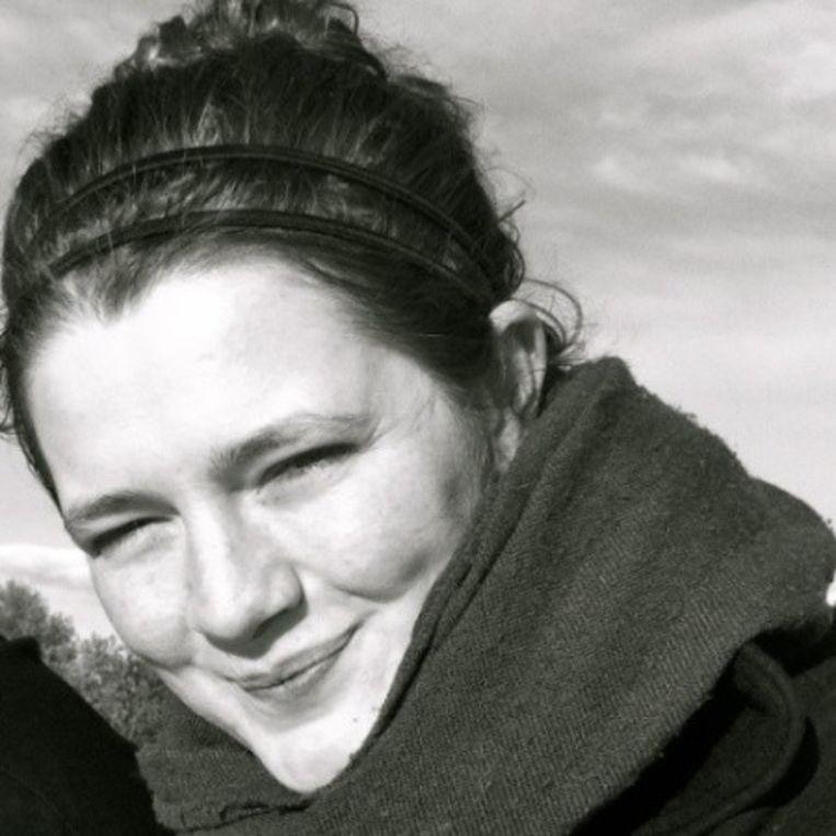 Marie-Anne Robberecht. Beeld Marie-Anne Robberecht