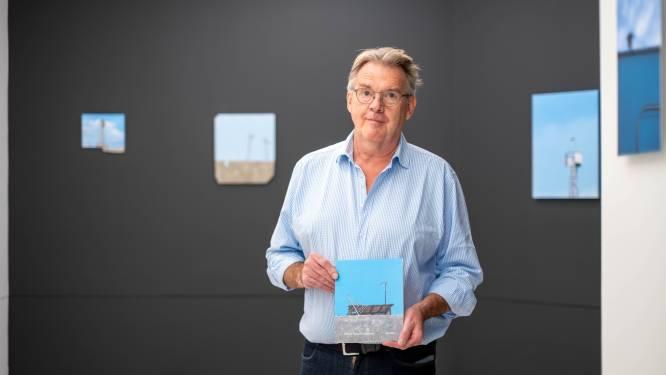CC Binder is decor voor expo 'VERDER' van Puurs-Sint-Amandsenaar Robert De keersmaecker