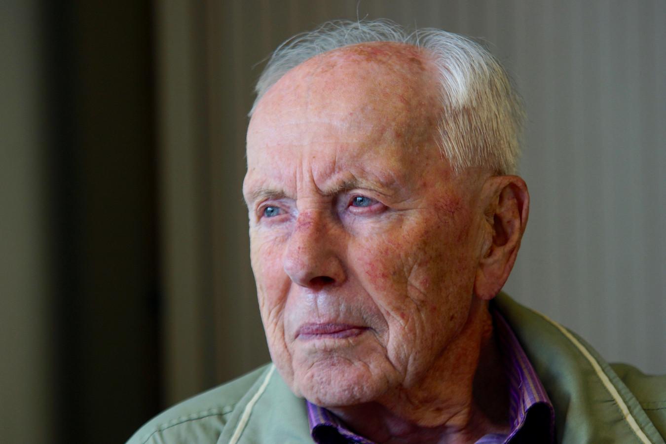 Willem Witvliet was altijd bezig. Tot hij in januari werd opgenomen in het ziekenhuis na een val. ,,Is dit de eindstreep?'', vroeg hij zich af.