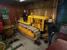 Polderpioniers vinden plek voor antieke machines in Swifterbant: 'We zijn nog maar net begonnen'