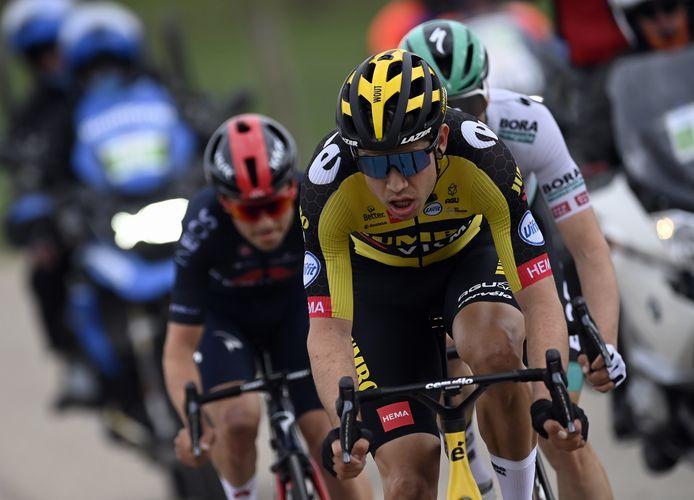 Wout Van Aert avait claqué la porte de Super Cycling, ça lui coûtera 662.000 euros.