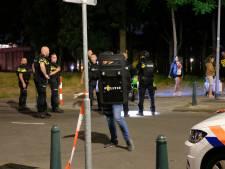Golf aan geweld in Roel Langerakpark deed politie denken aan Hoekse strandrellen