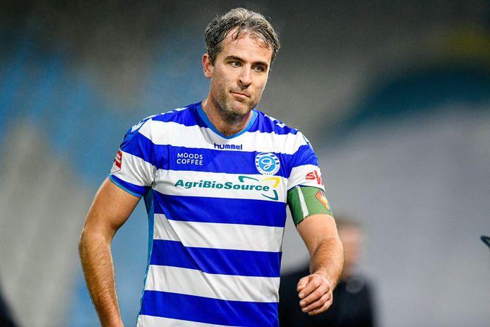 Bredanaar Ralf Seuntjens staat onder contract bij De Graafschap, maar speelt volgend seizoen voor NAC.